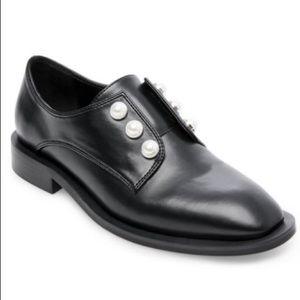 Design lab lord and Taylor pearl oxford 9.5 black